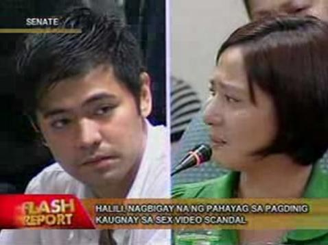 Hayden Kho and Katrina Halili